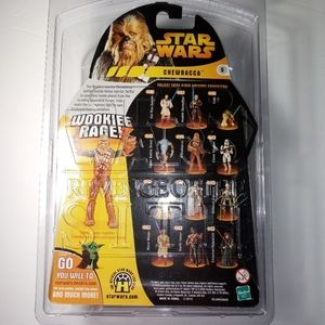 Star Wars Other Chewbacca Revenge Of The Sith Figure Poshmark
